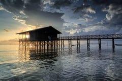 Nagalang海滩02 库存图片