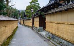 Free Nagamachi Samurai District In Kanazawa, Japan Royalty Free Stock Images - 48705049