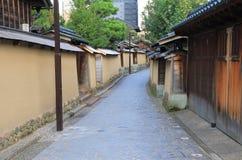Free Nagamachi Samurai District Kanazawa Japan Stock Photos - 78523333
