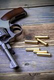 Nagan revolver Royaltyfria Foton