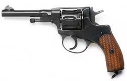 nagant револьвер Стоковое Изображение