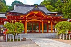Nagaoka tenmangu Zdjęcie Royalty Free