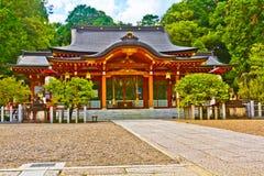 Nagaoka tenmangu Zdjęcia Royalty Free