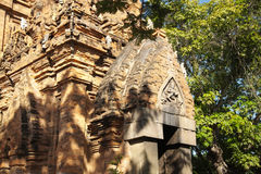 nagar po-torn Royaltyfri Foto
