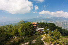 Nagarkot Royalty Free Stock Photo