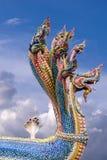nagas короля Стоковое фото RF