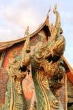 Nagas de Siam Imagem de Stock Royalty Free