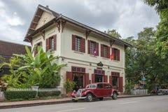 3 Nagas-Luang Prabang MGallery Hotel durch Sofitel Lizenzfreie Stockfotos