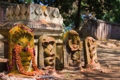 Nagas Stock Image