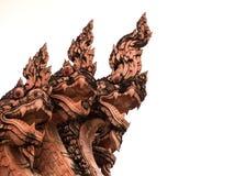 Nagas statuy królewiątko Zdjęcie Royalty Free