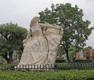 Nagasaki fred parkerar Arkivbild