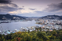 Nagasaki, Japan Royalty Free Stock Photography