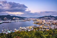 Nagasaki Japan Royalty Free Stock Photo