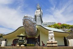 Nagasaki, Japonia, Fukusai świątynia Obrazy Royalty Free