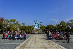 Nagasaki Peace Park Stock Photos