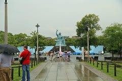 Nagasaki Peace Park Royalty Free Stock Image