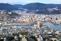 Nagasaki schronienie Obraz Stock