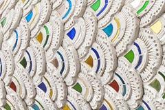 Nagaschaal voor patroon en achtergrond Royalty-vrije Stock Afbeelding