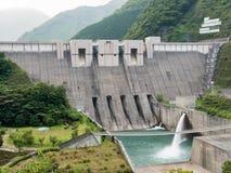 Nagashima Dam Royalty Free Stock Image