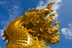 Nagastandbeeld Stock Foto's