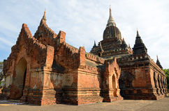 Nagayon Temple Stock Photo