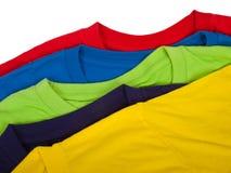 Nagelneue T-Shirts Lizenzfreies Stockbild