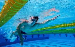 nageur image libre de droits