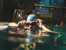 nageurs images libres de droits