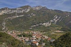Nago in Trentino Stock Image