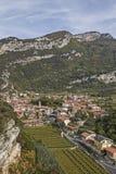 Nago w Trentino Obrazy Royalty Free