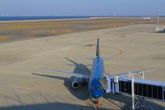 Nagoya, aéroport international de Chubu Centrair Photo libre de droits