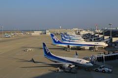Nagoya, aéroport international de Chubu Centrair Photos libres de droits
