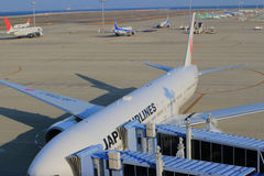 Nagoya, aéroport international de Chubu Centrair Photographie stock libre de droits