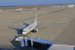 Nagoya, aéroport international de Chubu Centrair Image stock