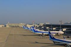 Nagoya, aéroport international de Chubu Centrair Photo stock
