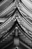 Nagoya castle architecture Stock Images