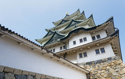 Nagoya castle Stock Images