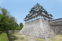 Nagoya castle Royalty Free Stock Images