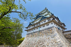 Nagoya castle Royalty Free Stock Image