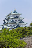 Nagoya castle Royalty Free Stock Photo