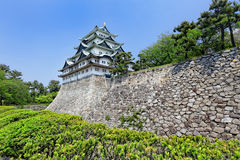 Nagoya castle Stock Photo