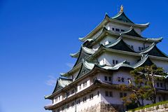 Free Nagoya Castle Is A Japanese Castle In Nagoya, Aichi Prefecture Stock Images - 163394734