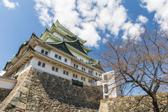 Nagoya Castle. In japan 2014 Stock Image
