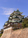 Nagoya Castle, Japan Royalty Free Stock Photos