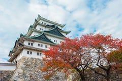 Nagoya Castle in Japan Stock Photos