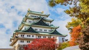 Nagoya Castle in Japan Stock Photo