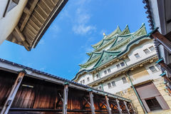 Nagoya Castle in Japan Royalty Free Stock Images
