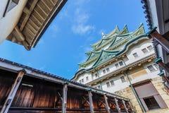 Nagoya Castle in Japan Royalty Free Stock Images