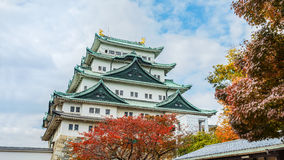 Nagoya Castle in Japan Stock Images