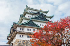 Nagoya Castle in Japan Royalty Free Stock Photography